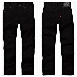 Levi's® Big Boys 510™ Skinny Fit Jeans • SZ 14 R